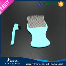 wholesale pet supply tick remover plastic comb