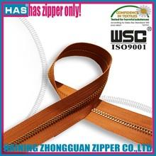 Heavy -Duty Custom Factory Price Metal Zipper With Waterproof
