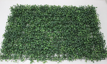 Factory Plastic Grass Mat UV protect boxwood artificial grass