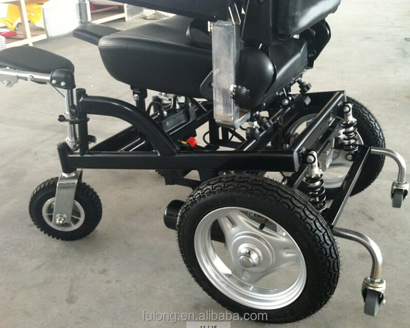 2013 Made in China Electric wheelchair for old and disabled man with 700w motor PG controller