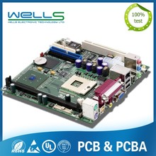 FR4 multilayer PCB electronic pcba assembly supplier