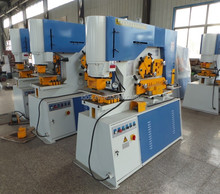 Q35Y-30 automatic rebar cutting and bending machine