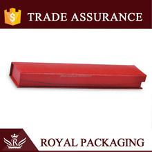exquisite red LIZARD paper bracelet box jewellery packaging box pen box