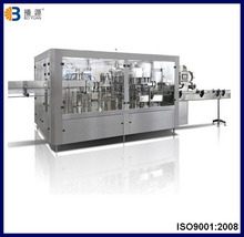 3500BPH mineral water production line, bottled water production machine