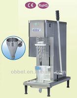 small yogurt production soft ice cream frozen fruit machine
