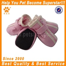 JML Dog Supplies Wholesale Adorable Leather Dog Boots Pet Shoes For Nice Little Puppy