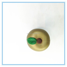 PU foam high quality fake apple for advertisment display