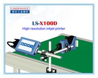 Cheap date coder permanent ink printer plastic tube printing machine