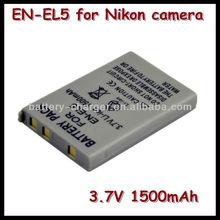EN-EL5 battery for Nikon CoolPix 3700 4200 5200 5900 7900 P3 P4 S10