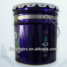 20 litres cheap normal metal bucket