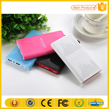 Large capacity universal charger with much color choice for smartphone