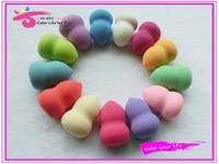 Eco-friendly non-latex cosmetic sponges for powder/foundation