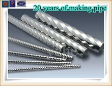 Widely used 304 welded stainless steel pipe