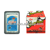 Colorful wholesale candy made by sugar packaging machine fresh strips VE-F115