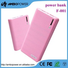 power bank charger with charging cable 12000mah