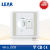 Multifunctional high quality zigbee dimmer light switches