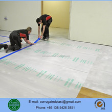 PP Corrugatd Plastic Sheet for Decorative Insulation Wall Board