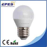 e14 e27 led bulb mini global G45 small single led light with ce rohs certificates
