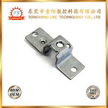 milling anodizing stamping punching aluminum CNC machining parts
