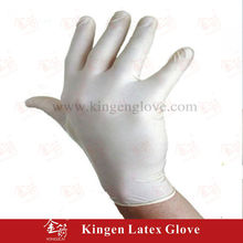 Powder Milk Production accessories for dentists latex surgical gloves