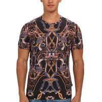 China Supplier Wholesale Man Sublimated Print T Shirt Clothing