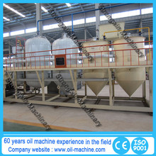 Continuous refining mobile oil refinery