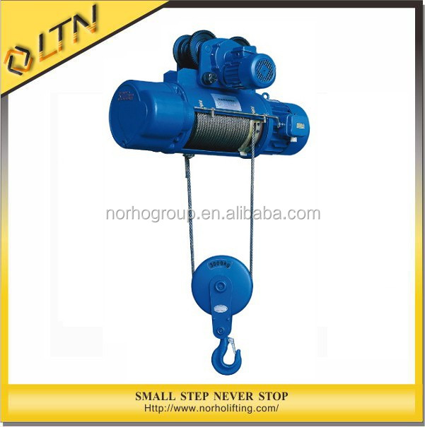0 5ton To 20ton High Quality Double Drum Hoist Winch For