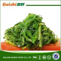 2015 Delicious Wholesale Asian Foods Frozen Seasoning Wakame Seaweed