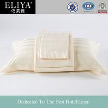 ELIYA hotel bed sheets/dubai bed sheet set white color
