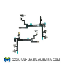 accept Paypal wholesale power flex cable, Mobile phone flex cable for iphone 5 flex cable