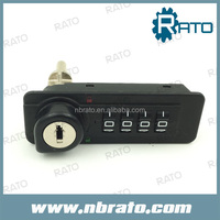 RD-112 4 code modern furniture lock