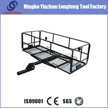 Steel car luggage rack