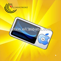 """Best selling 2.4"""" TFT screen portable mp4 mp5 game player"""