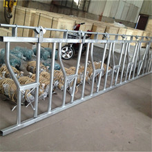 Steel Lockable Cow Head Fence for Cow Farm Use