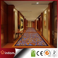 New Design Nylon Printed Wall to Wall Contract Carpet
