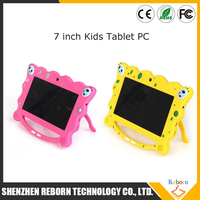 512MB 8GB 1.5MHz 7 inch android kids tablet pc for children study