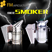 Dermis and leather manual bee smoker traditional style for sale