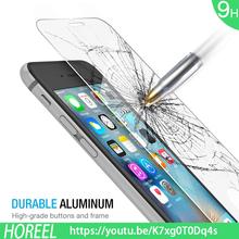 0.2 mm protetor de tela 99% toque preciso Fit para o iPhone 6 S
