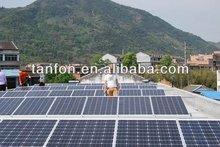 5kw de onda sinusoidal pura solar generador generador de energía solar para uso en el hogar