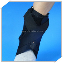 Wholesale Cheap price elastic ankle brace wrap ankle exercise equipment ankle support