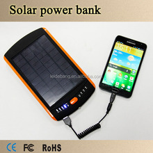 emergency charging OEM/ODM solar power bank charger power bank solar