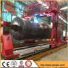 MIG-welders robot oil tank automatic girth welding machine for irregular shaped tank