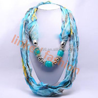 Hot sale neck beaded cooling scarf bandana,headwear,neckwear,neckwarmer,Stole, Ruana