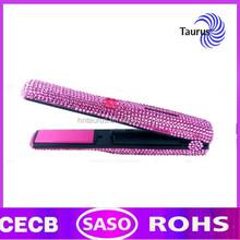 Rose Diamond USB cordless Hair Straightener
