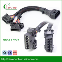 Original obd2 car products OBD cable female/obd2 connector male Hot selling made in china factory price