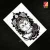 /product-gs/custom-henna-sticker-tattoo-stencils-buddha-temporary-tattoos-stickers-ad073-60393520066.html