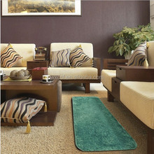 100% polyester shaggy silk cheap rugs and carpets