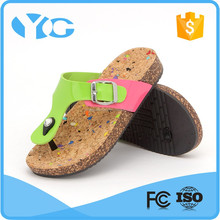 comfort pvc sole kids sea shoes for outdoor beach walking