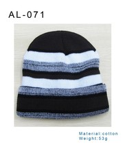 alibaba hot sale cute new product hat keep warm winter knitted men hat