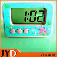 JYD- DAC69 2015 New Cheaper Exquisite Digital Desktop Alarm Clock, Table Clock,Electronic Alarm Clock For Gift